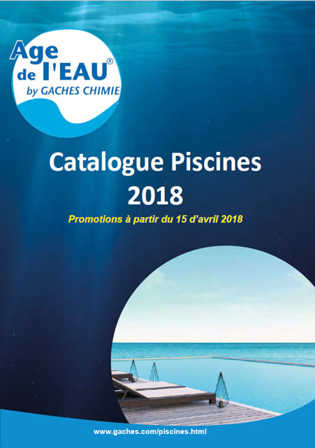 ctalogue gache piscines 2018